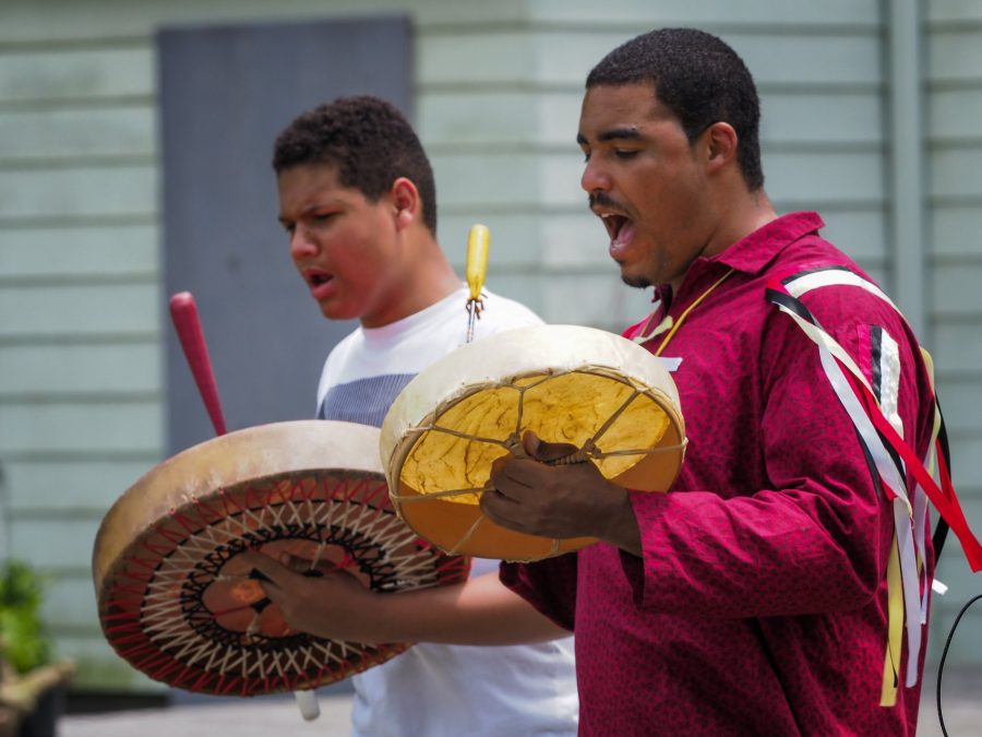 Summer Solstice Festival Turns Native American Pow-Wow