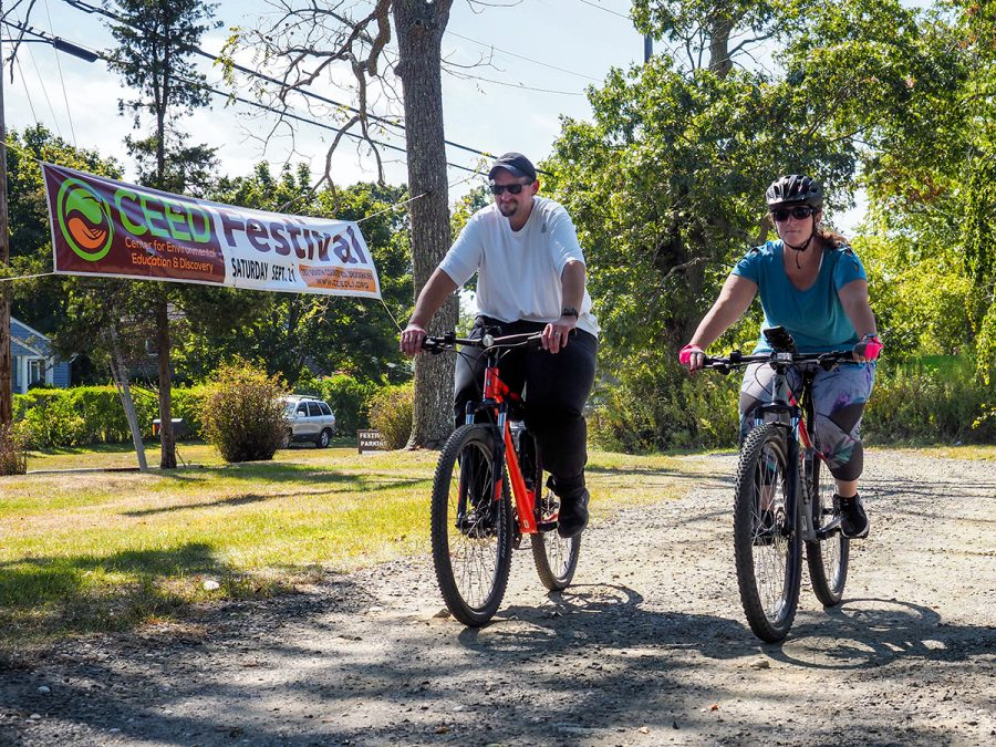 CEED Fall Equinox Festival Adds Bike-A-Thon