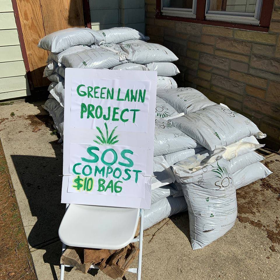 Green Lawn Conservation Project
