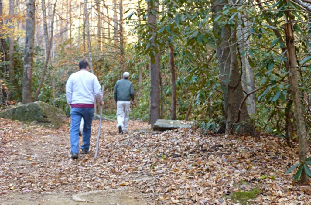 Come by for a hike…CEED's trails are open!