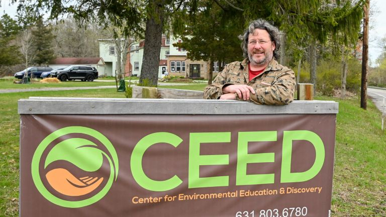 Rely on Nature…and Support CEED if you can.