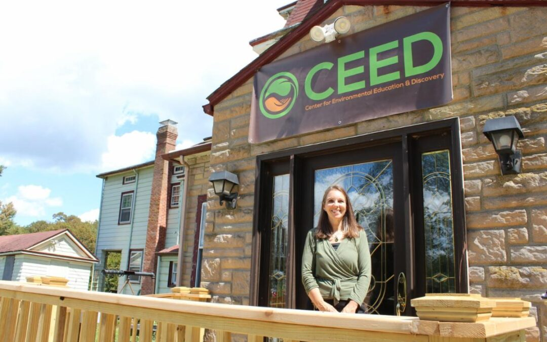 Sally Moves to Full-Time Executive Director at CEED!