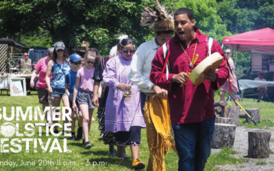 Save the Date for Summer Solstice Nature Festival 2021!