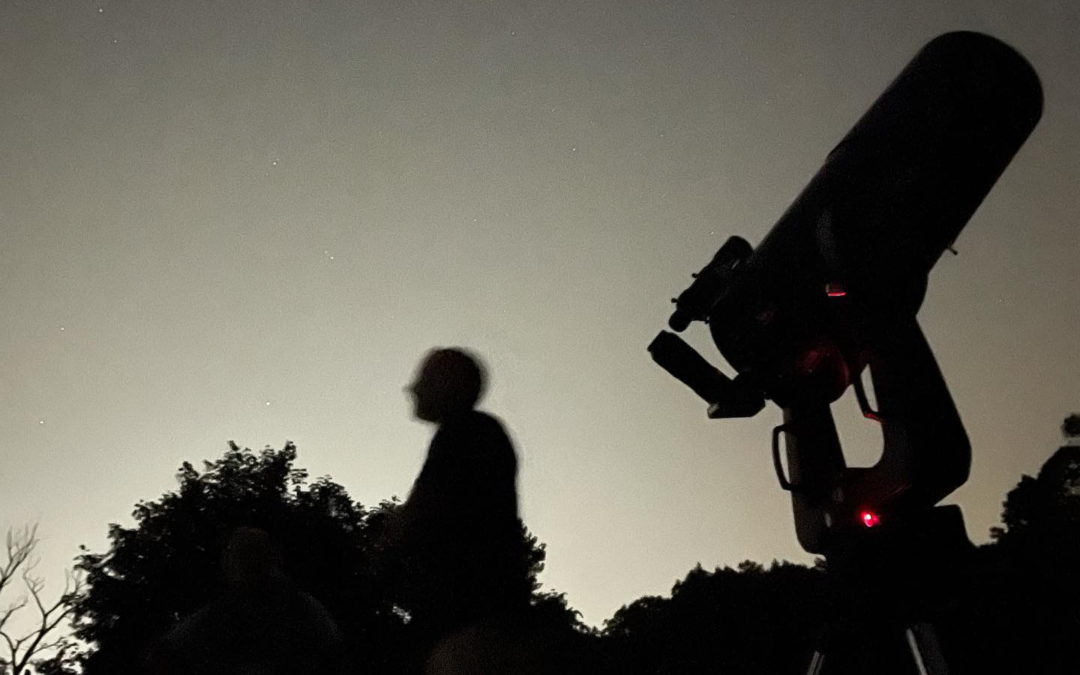 Astronomy Night with the Perseids